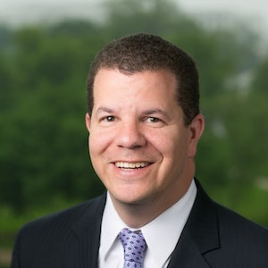 Brian Robinson, Vice President and General Counsel at Van Scoyoc Associates