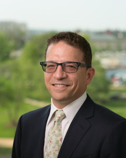 Jeff Hamond, Vice President at Van Scoyoc Associates
