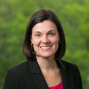 Katie Vanlandingham, Associate Vice President at Van Scoyoc Associates