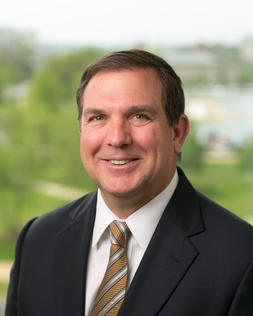 Michael Shupp, Vice President at Van Scoyoc Associates