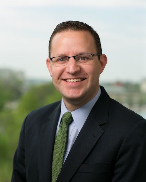 Ross Kyle, Chief of Staff at Van Scoyoc Associates