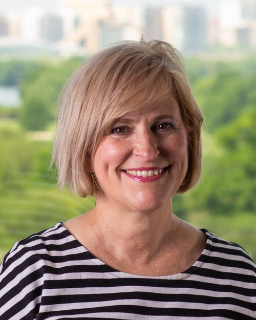 Susie Gorden, Associate Vice President at Van Scoyoc Associates